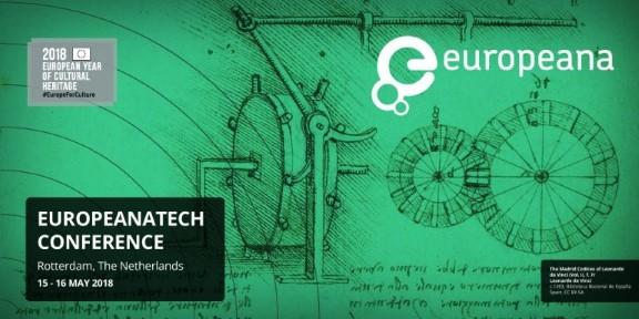 EuropeanaTech Conference 2018