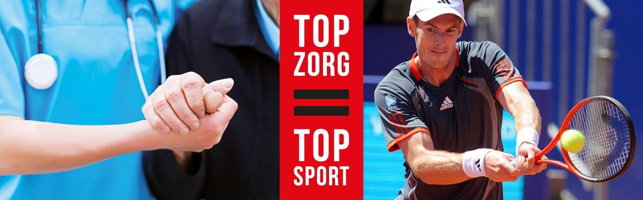 Topzorg = Topsport Symposium