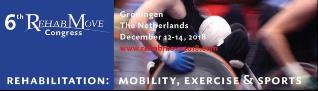 International RehabMove Congress Rehabilitation: Mobility, Exercise & Sports