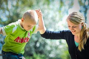 Daadkrachtige steun bij opvoeden en ouderschap