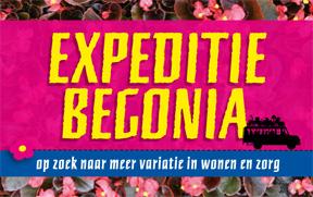 Expeditie Begonia, congres over woonvariaties