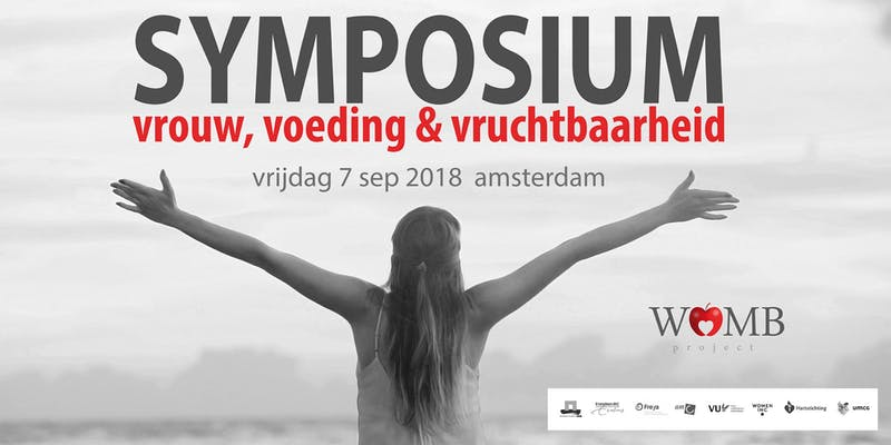 WOMB Symposium: Vrouw Voeding Vruchtbaarheid