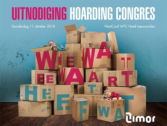 Hoarding congres LIMOR: Wie wat bewaart, heeft wat