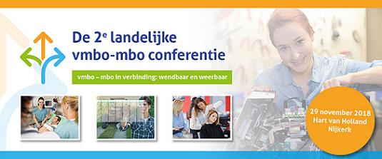 2e landelijke vmbo-mbo conferentie