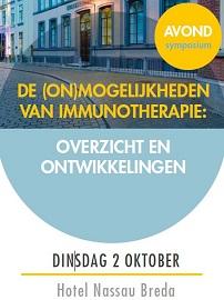 De (on)mogelijkheden van immunotherapie: overzicht en ontwikkelingen