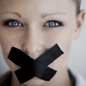 Spreken is zilver, zwijgen is fout