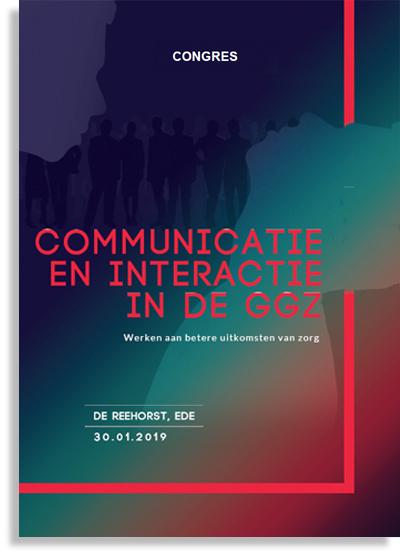 Congres Communicatie en interactie in de GGZ