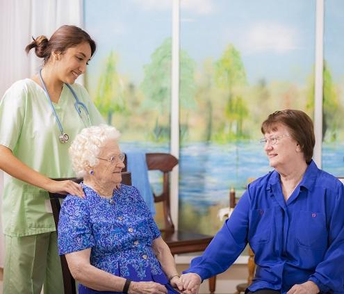 Familieparticipatie in de ouderenzorg