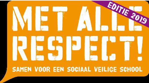Landelijke onderwijsconferentie Met Alle Respect