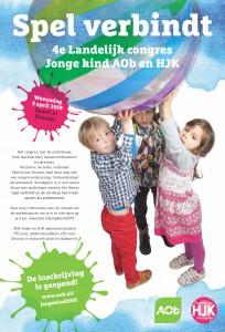4e Landelijk congres Jonge kind HJK en AOb