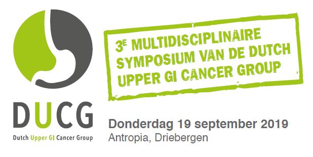 Multidisciplinair congres van de Dutch Upper Gi Cancer Group (DUCG)