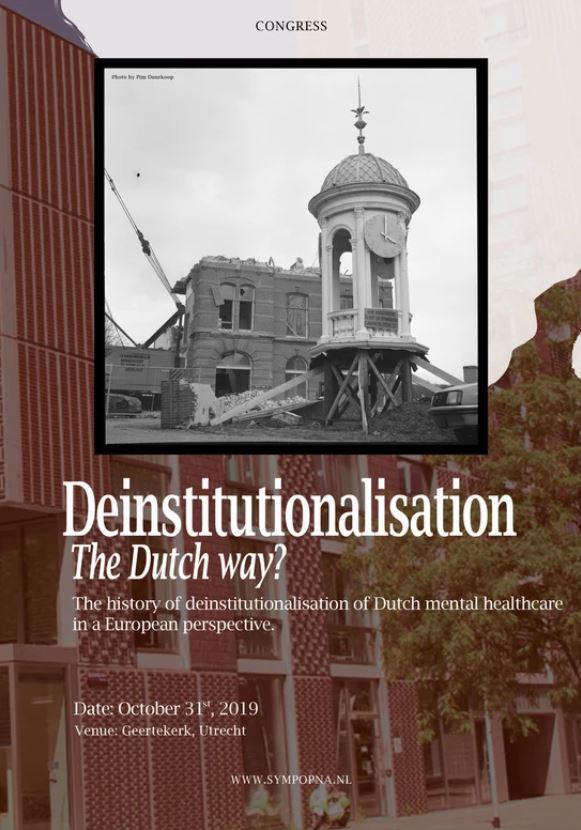 Symposium Deinstitutionalisation: the Dutch way?