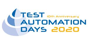 Test Automation Days 2020