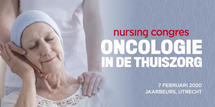 Nursing Congres Oncologie in de Thuiszorg
