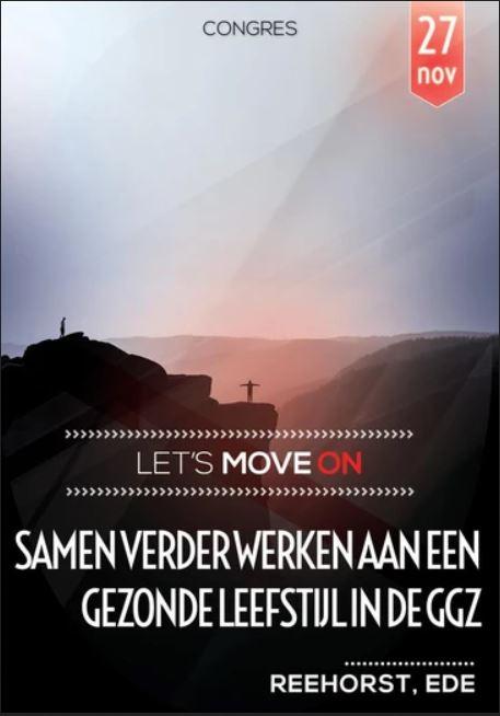 Let's Move On: Samen verder werken aan een gezonde leefstijl in de GGZ