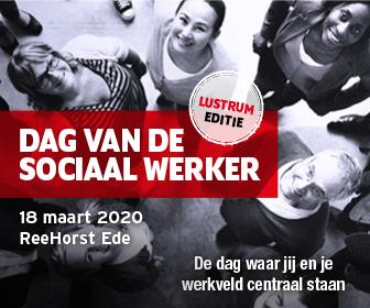 Lustrum: Dag van de Sociaal Werker