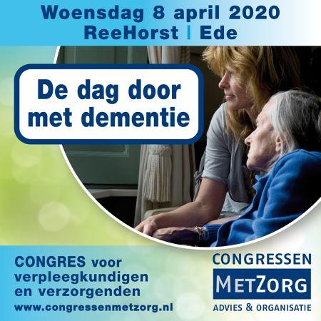 Congres De dag door met dementie