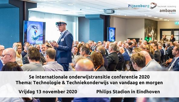 5e Internationale Onderwijstransitie conferentie 2020