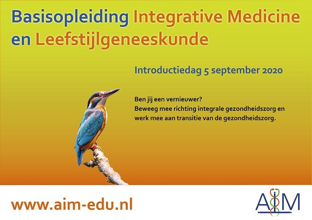 Introductie- en nascholingsdag Integrative Medicine en Leefstijlgeneeskunde