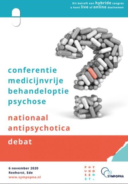 Hybride congres: Medicijnvrije behandeloptie psychose