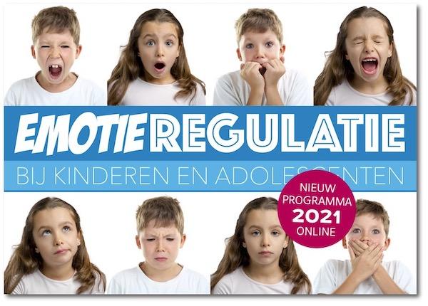 Online | Emotieregulatie bij kinderen en jongeren 2021